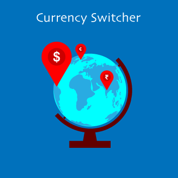 Magento Currency Switcher Base Image