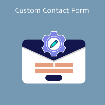 Magento 2 Custom Contact Form Base Image
