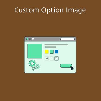Magento 2 Custom Option Image by Meetanshi