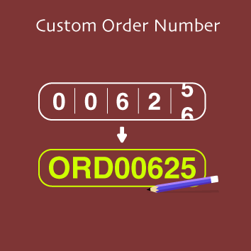 Magento 2 Custom Order Number Base Image