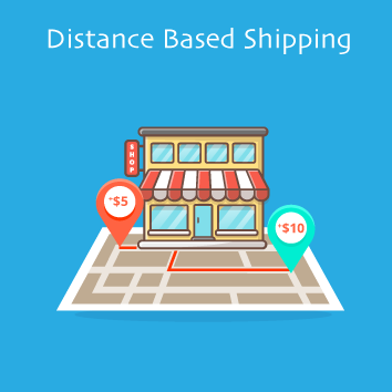 Magento 2 Distance Based Shipping by Meetanshi