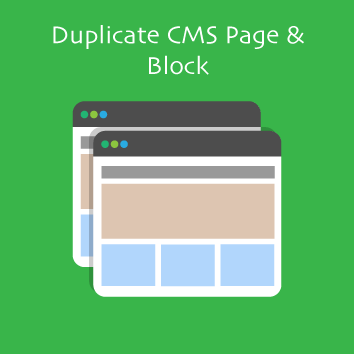 Magento 2 Duplicate CMS Page & Block Base Image