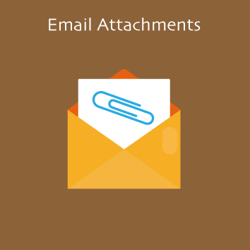 Magento 2 Email Attachments Base Image