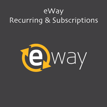 Magento 2 eWay Recurring & Subscriptions Base Image