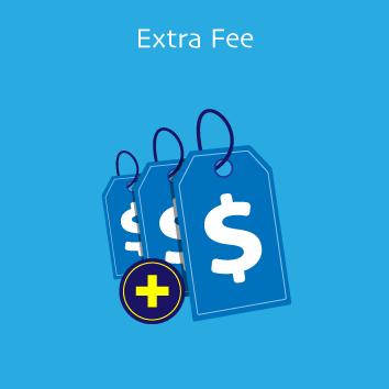 Magento 2 Extra Fee by Meetanshi
