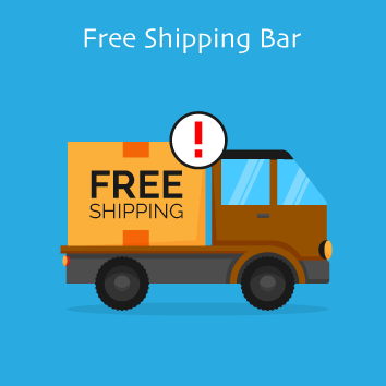 Magento 2 Free Shipping Bar Base Image