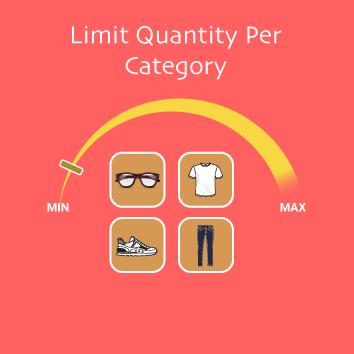 Magento 2 Limit Quantity Per Category Base Image