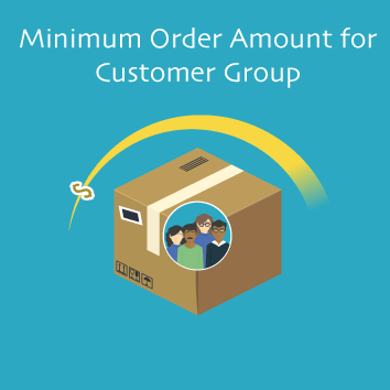 Magento 2 Minimum Order Amount For Customer Group Base Image