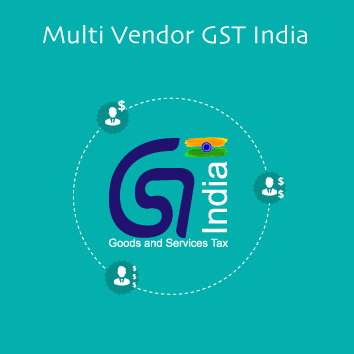 Magento 2 Multi Vendor GST India Base Image