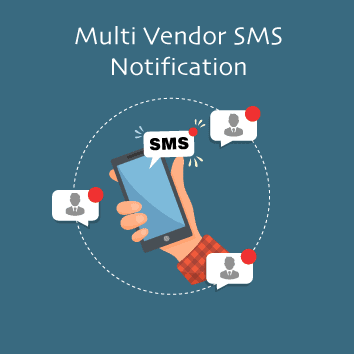 Magento 2 Multi Vendor SMS Notification by Meetanshi