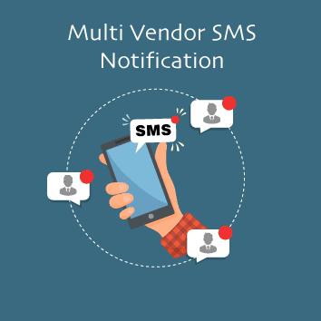Magento 2 Multi Vendor SMS Notification by Meetanshi