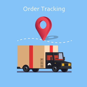 Magento 2 Order Tracking Base Image