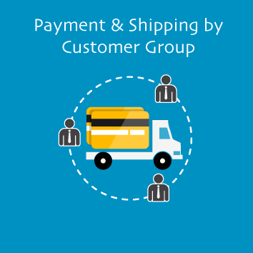 Magento 2 Payment & Shipping by Customer Group Base Image