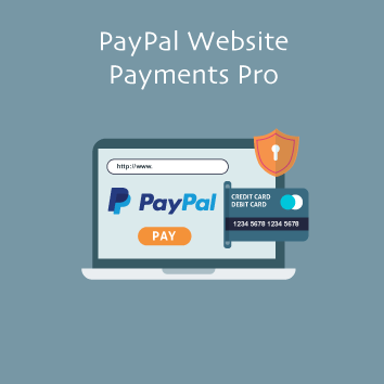 Magento 2 PayPal Website Payments Pro Base Image