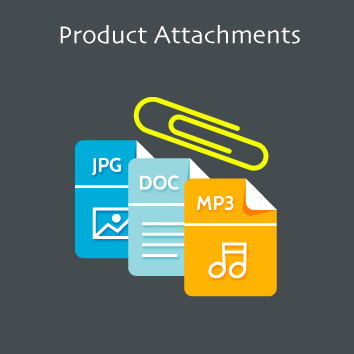 Magento 2 Product Attachments Base Image