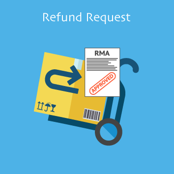 Magento 2 Refund Request Base Image