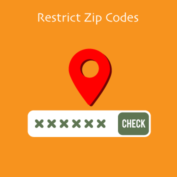 Magento 2 Restrict Zip Codes Base Image