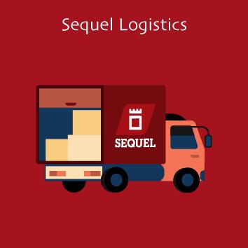 Magento 2 Sequel Logistics by Meetanshi
