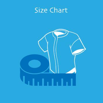 Magento 2 Size Chart Base Image
