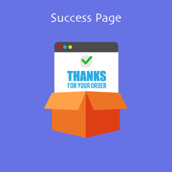 Magento 2 Success Page Base Image