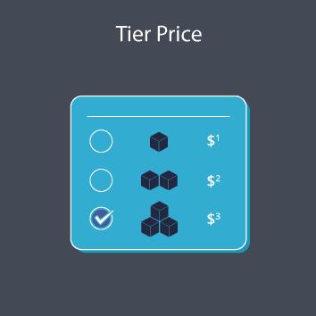 Magento 2 Tier Price by Meetanshi
