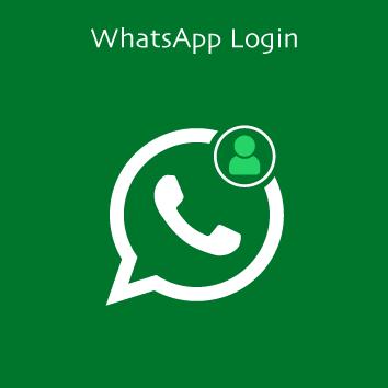 Magento 2 WhatsApp Login by Meetanshi