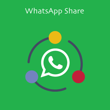 Magento 2 WhatsApp Share Base Image