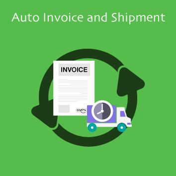 Magento Auto Invoice & Shipment Base Image
