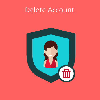 Magento Delete Account Base Image
