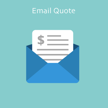 Magento Email Quote Base Image
