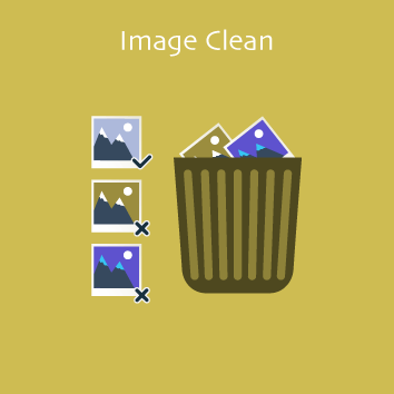 Magento Image Clean Base Image