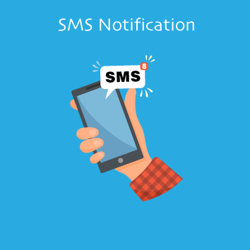 Magento SMS Notification Base Image