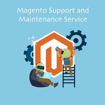 Magento Support and Maintenance Services by Meetanshi