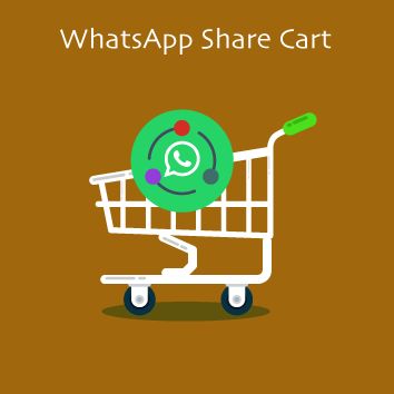 Magento WhatsApp Share Cart Base Image