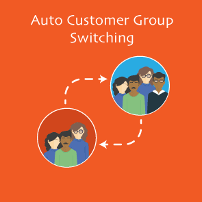 Magento 2 Auto Customer Group Switching by Meetanshi