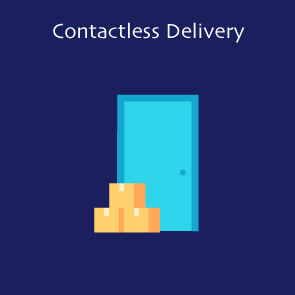 Magento 2 Contactless Delivery Thumbnail