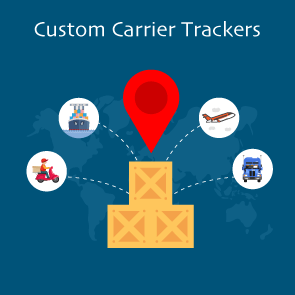 Magento 2 Custom Carrier Trackers Thumbnail
