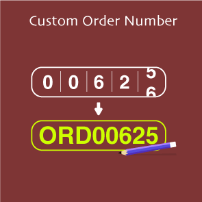 Magento 2 Custom Order Number Thumbnail