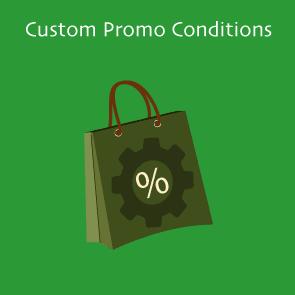 Magento 2 Custom Promo Conditions Extension
