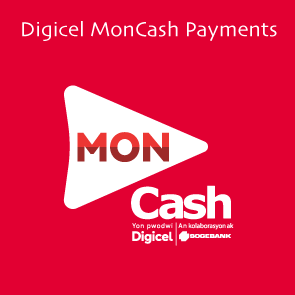 Magento 2 Digicel MonCash Payments Extension
