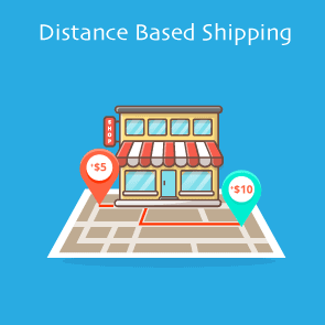 Magento 2 Distance Based Shipping Extension