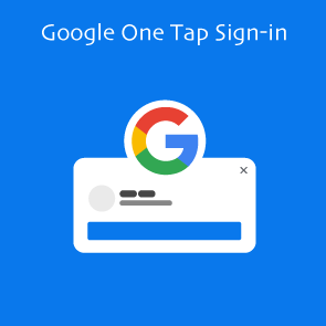 Magento 2 Google One Tap Sign-in extension