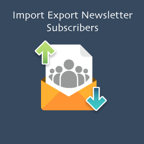 Magento 2 Import Export Newsletter Subscribers Thumbnail