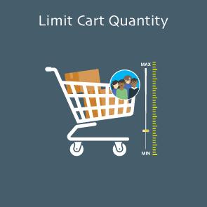 Magento 2 Limit Cart Quantity Thumbnail