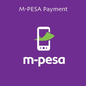 Magento 2 M-Pesa Payment
