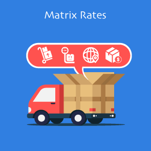 Magento 2 Matrix Rates Thumbnail