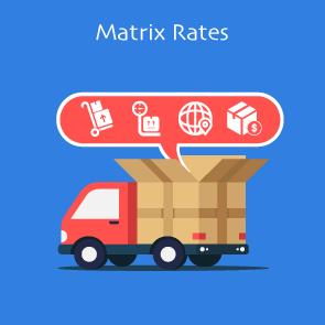 Magento 2 Matrix Rates Thumbnail
