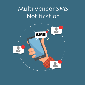 Magento 2 Multi Vendor SMS Notification Extension