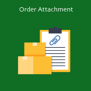Magento 2 Order Attachment Extension by Meetanshi