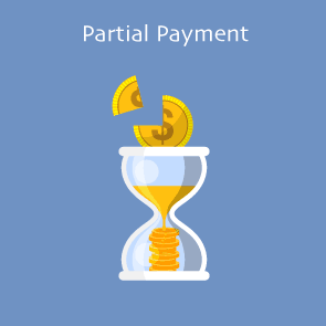 Magento 2 Partial Payment Thumbnail